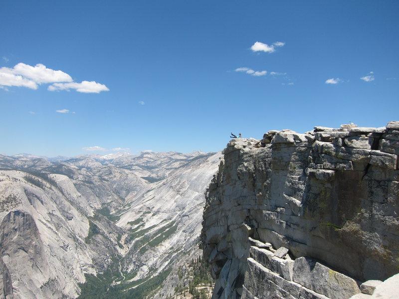 Half Dome, Yosemite CA