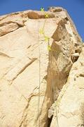 Rock Climbing Photo: Start of the Suck my Kiss