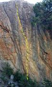 Rock Climbing Photo: Kundalini Express