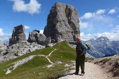 """Rock Climbing Photo: Classic """"we wuz here"""" today shot."""