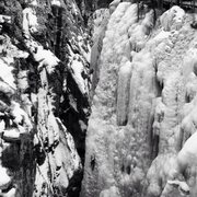 Rock Climbing Photo: Ouray Ice, the School Yard