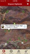 Rock Climbing Photo: Rakkup's GHSP Bouldering Guidebook App
