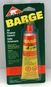 Rock Climbing Photo: Original formula Barge Cement (yellow tube)