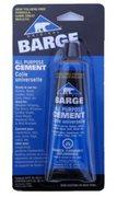 Rock Climbing Photo: Newer toluene-free Barge Cement (blue tube)