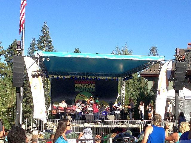 Mammoth Reggae Festival, Mammoth Lakes