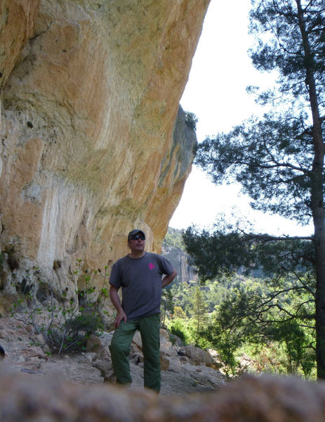 Rock Climbing Photo: At Siurana, Catalunya, Spain, Easter 2014