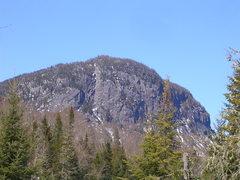 Rock Climbing Photo: Gros Bonnet