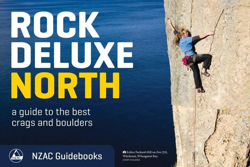 Rock Climbing Photo: Your one stop guide to North Island rock climbing....