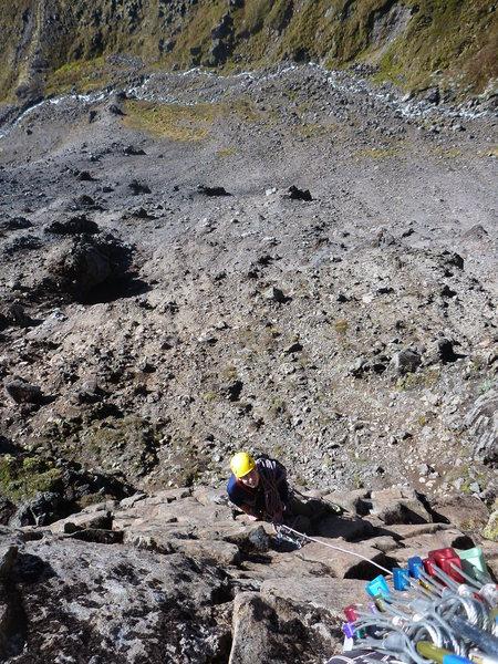 Whakapapa Gorge, Tongariro National Park