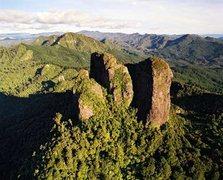 Rock Climbing Photo: Castle Rock, Coromandel. Great multipitch sport cl...
