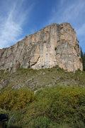 Rock Climbing Photo: The Prow.