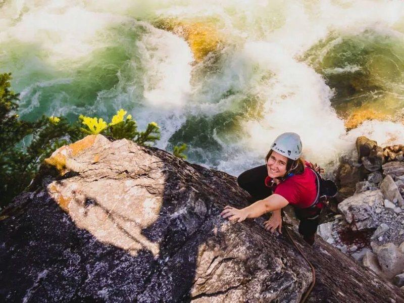 Rock Climbing Photo: Squamish - Star Chek