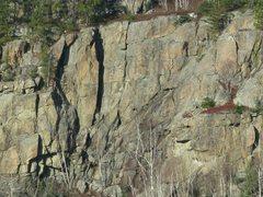 Rock Climbing Photo: Hommage au Roy, Droite