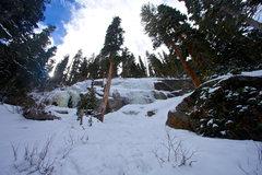 Rock Climbing Photo: The Overflow.