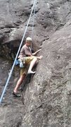 Rock Climbing Photo: NC Climb