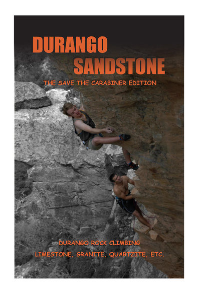 Rock Climbing Photo: The 2014 edition of Durango Sandstone is available...