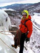 Rock Climbing Photo: Positive Thinking