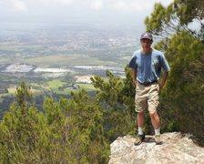 Rock Climbing Photo: Eddie Prados on Mt. Kembla NSW Australia 2013