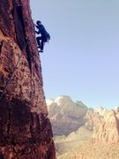 Rock Climbing Photo: Ashtar Command, Zion