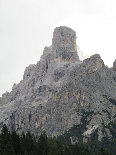 Rock Climbing Photo: Cima della Madonna.