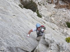 Rock Climbing Photo: Rob on p2
