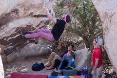 Rock Climbing Photo: Nicholas Rondilone on Stawberry Contraceptives. Ph...