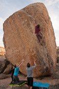 Rock Climbing Photo: Nicholas Rondilone on White Rastafarian. Photo by ...
