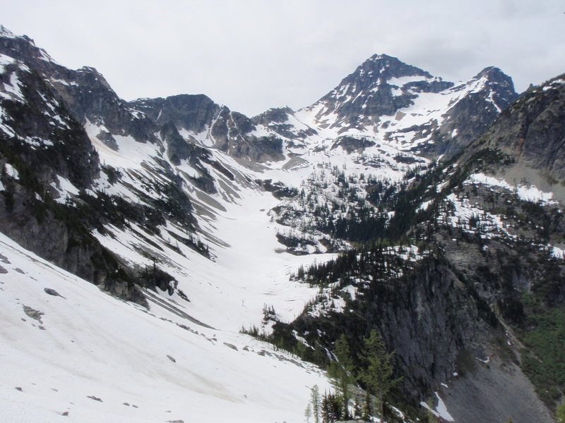 Black Peak, North Cascades