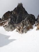 Rock Climbing Photo: Burgundy Spire