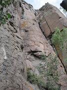 Rock Climbing Photo: MK-hd. Monkey Fist right.