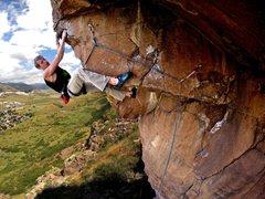 Rock Climbing Photo: Kegan M.