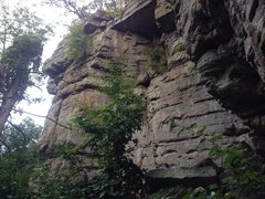 Rock Climbing Photo: Reeds creek