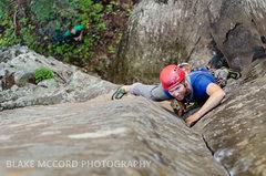 Rock Climbing Photo: Z. Harrison on Jungle Jive  Photo : Blake McCord [...