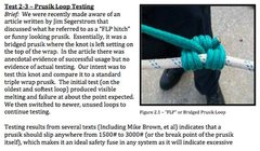 Rock Climbing Photo: Random  Rope  and  System  Testing  �...