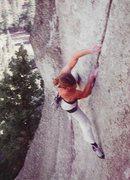 Rock Climbing Photo: 1979