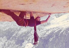 Rock Climbing Photo: 1978. Never made it! Call me a poser, but I only h...