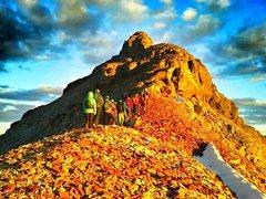 Rock Climbing Photo: woop! woop!