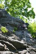 Rock Climbing Photo: Myself at the top