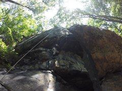Rock Climbing Photo: Pay it forward