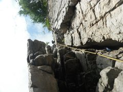Rock Climbing Photo: Skyline traverse p1