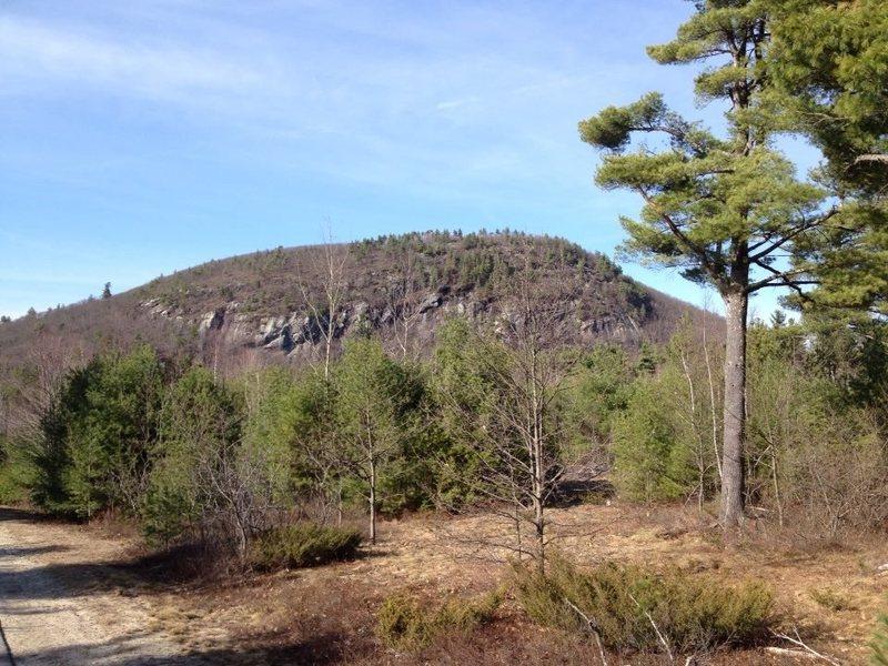 Rock Climbing Photo: Joe English Hill