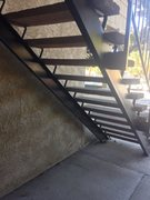 Stair-set for a potential training 'device.'