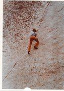 Rock Climbing Photo: Clean Crack