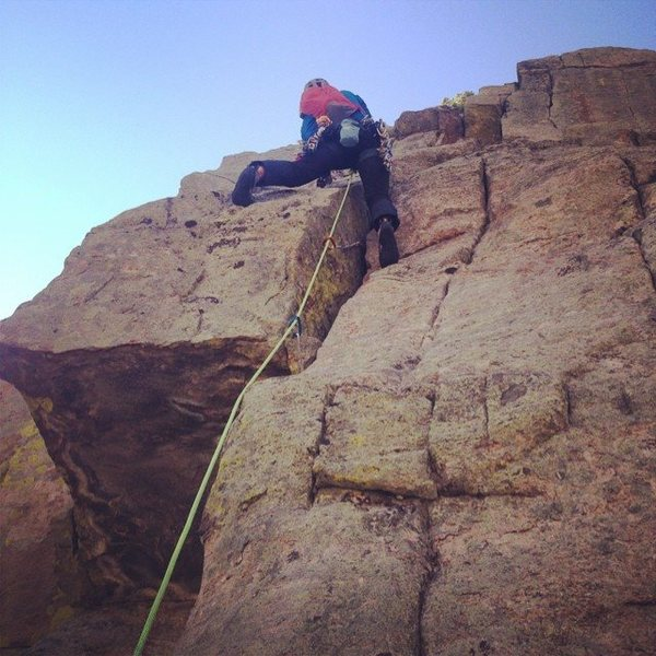 cruising the 5.9 final pitch variation. Quality and fun!
