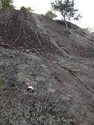Rock Climbing Photo: OM