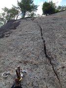 Rock Climbing Photo: Envoûtement
