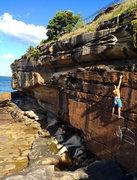 Rock Climbing Photo: Crusin Cracksville