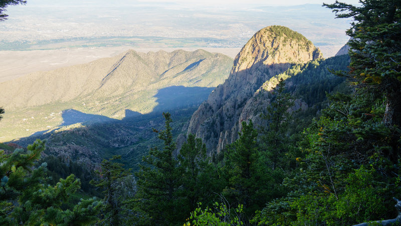 Rock Climbing Photo: The needle