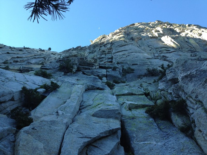 Rock Climbing Photo: Awesome summer solstice day spent at Tahquitz, Jun...