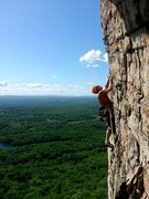 Rock Climbing Photo: Gunks!